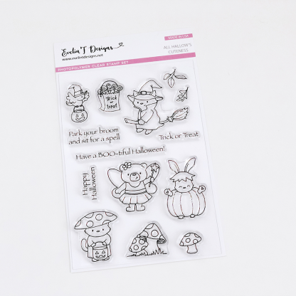 Stamp - All Hallows Cuteness