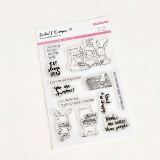 ETD Stamp - Reading Buddies